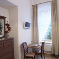 Accommodation in Vilnius - Florens Boutique, Superior room with massage bathtub