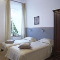 Accommodation in Vilnius Lithuania - Twin standard room, Florens Boutique Vilnius