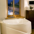 Rental rooms and apartments in Vilnius - Double Superior room with jacuzzi bath, Florens Boutique