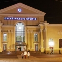 Central Train Station of Vilnius - only 5 min by walk!